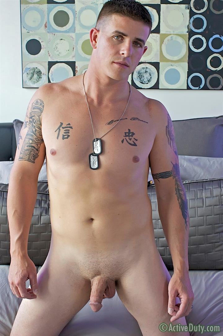 ActiveDuty-Brian-Hung-Straight-Marine-Jerking-His-Big-Cock-With-Cum-Amateur-Gay-Porn-17 Amateur Straight Marine With A Huge Cock Shoots A Big Load Of Cum