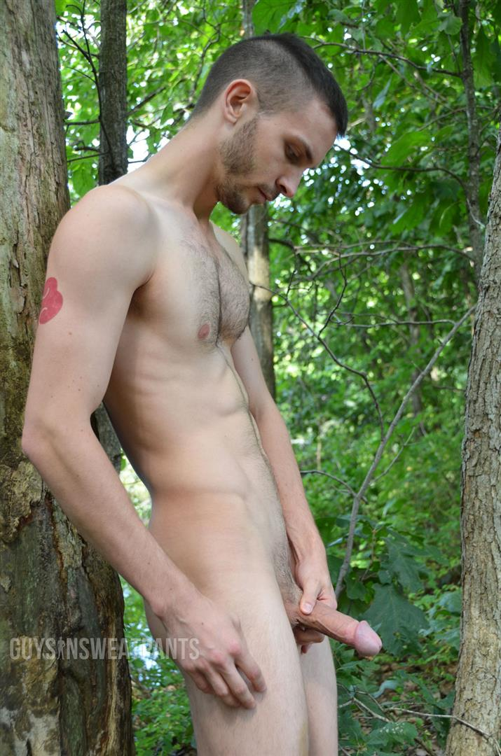 Guys in Sweat Pants Austin Wilde and Arnaud Chagall Muscle Guys Fucking In The Woods Amateur Gay Porn 01 Best Friends Austin Wilde and Arnaud Chagall Muscle Fuck In The Woods
