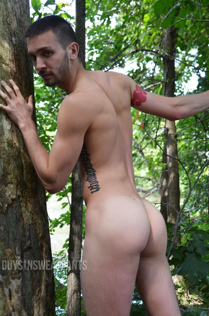Guys-in-Sweat-Pants-Austin-Wilde-and-Arnaud-Chagall-Muscle-Guys-Fucking-In-The-Woods-Amateur-Gay-Porn-02.jpg