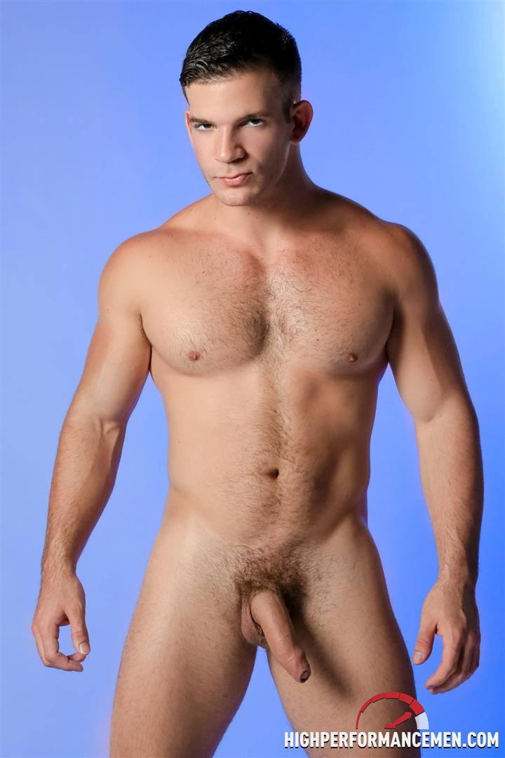 High-Performance-Men-Angel-Rock-Big-Uncut-Cock-Jerking-Off-Latino-Amateur-Gay-Porn-10 Muscle Hunk Angel Rock Jerking Off His Big Uncut Cock
