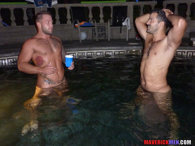 Maverick Men Carter Jacobs Drunks Guys With Big Cocks Barebacking Amateur Gay Porn 6 Drunk, Horny, Hairy, Muscle Gay Lovers Bareback Their Straight Buddy