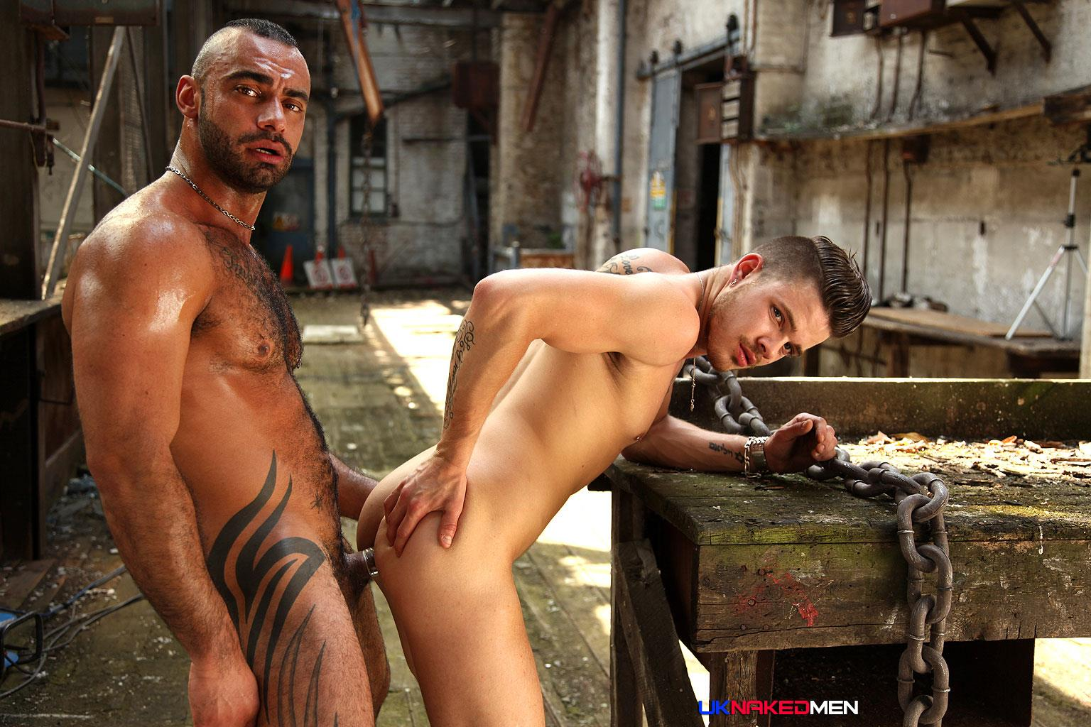 UK-Naked-Men-Fuck-Loving-Criminals-Episode-4-Tony-Thorn-and-Fabio-Lopez-Hairy-Arab-Fucking-A-Smooth-Guy-Amateur-Gay-Porn-16 Hairy Muscle Stud Tony Thorn Fucking Smooth Muscle Hunk Fabio Lopez