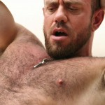 Butch-Dixon-Rikk-York-and-Matt-Stevens-Hairy-Daddy-and-Younger-Guy-Trade-Blow-Jobs-Amateur-Gay-Porn-16-150x150 Hairy Beefy Muscle Daddy Fucking His Younger Buddy Outside