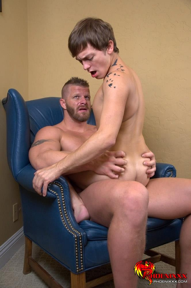 Hung Hunks Share Toy