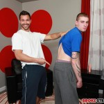 Broke Straight Boys Cage Kafig and Sergio Valen Straight Guys Sucking Cock and Fucking Amateur Gay Porn 02 150x150 Straight Young Guy Takes His First Cock Up The Ass For Cash