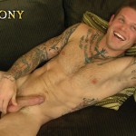 Dirty Tony Conor Michaels Straight Hunk Jerking His Big Cock Amateur Gay Porn 15 150x150 Amateur Straight Hairy Tatted Muscle Hunk Stroking His Thick Cock