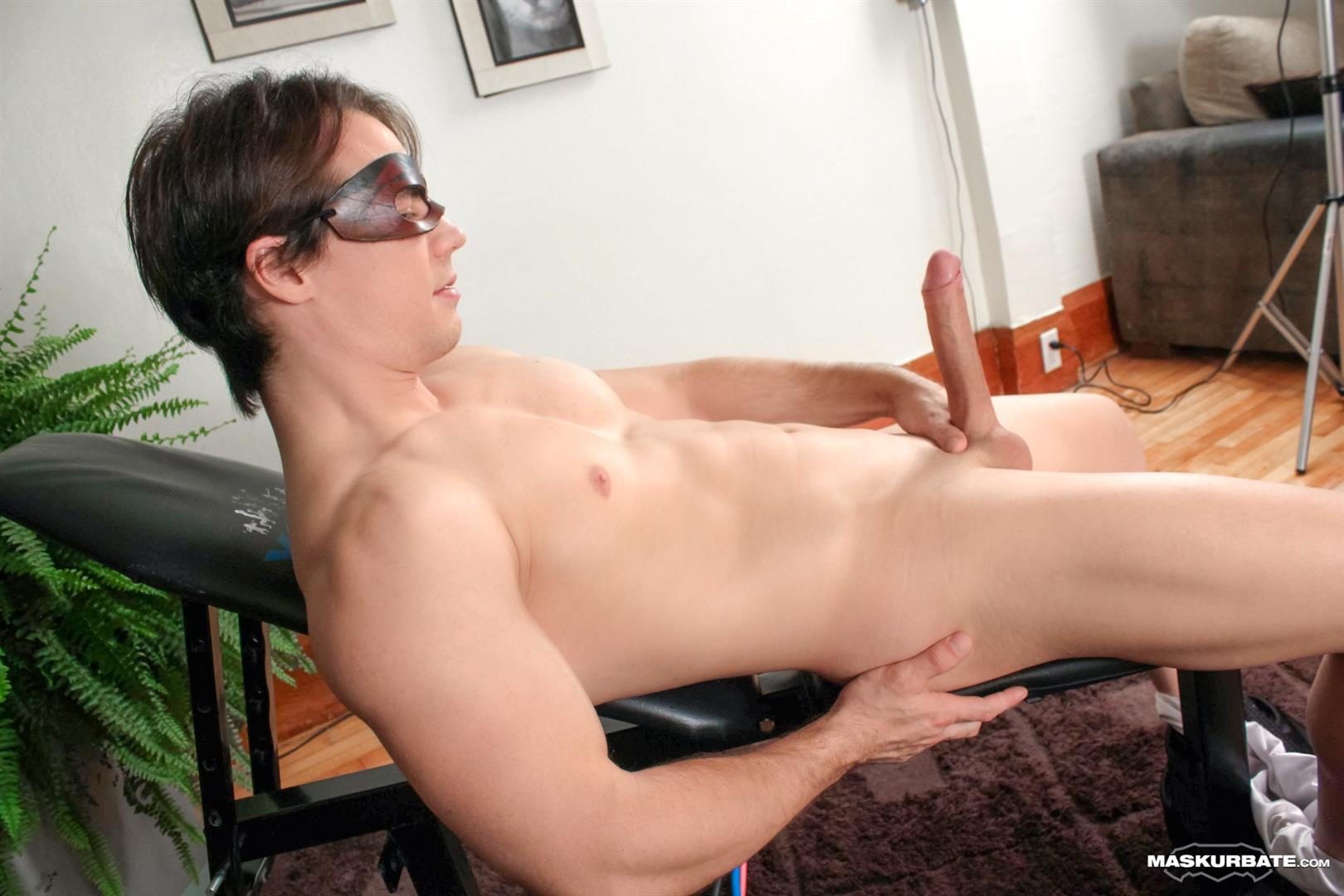 Maskurbate-Ricky-Big-Uncut-Cock-Jerk-Off-Anonymous-Amateur-Gay-Porn-12 Maskurbate Hunk Ricky Jerking Off His Huge Uncut Cock