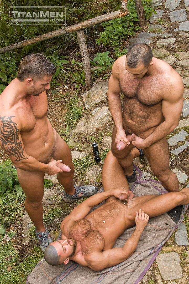 TitanMen-Cum-Shots-from-Hairy-Muscle-Hunks-Amateur-Gay-Porn-5 One Video and A Gallon Of Hot Cum