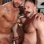 Butch-Dixon-Samuel-Colt-and-Frank-Valencia-Hairy-Muscle-Daddy-Getting-Fucked-By-Latino-Cock-Amateur-Gay-Porn-09-150x150 Happy Fathers Day: Hairy Muscle Daddy Samuel Colt Taking A Big Cock Up The Ass