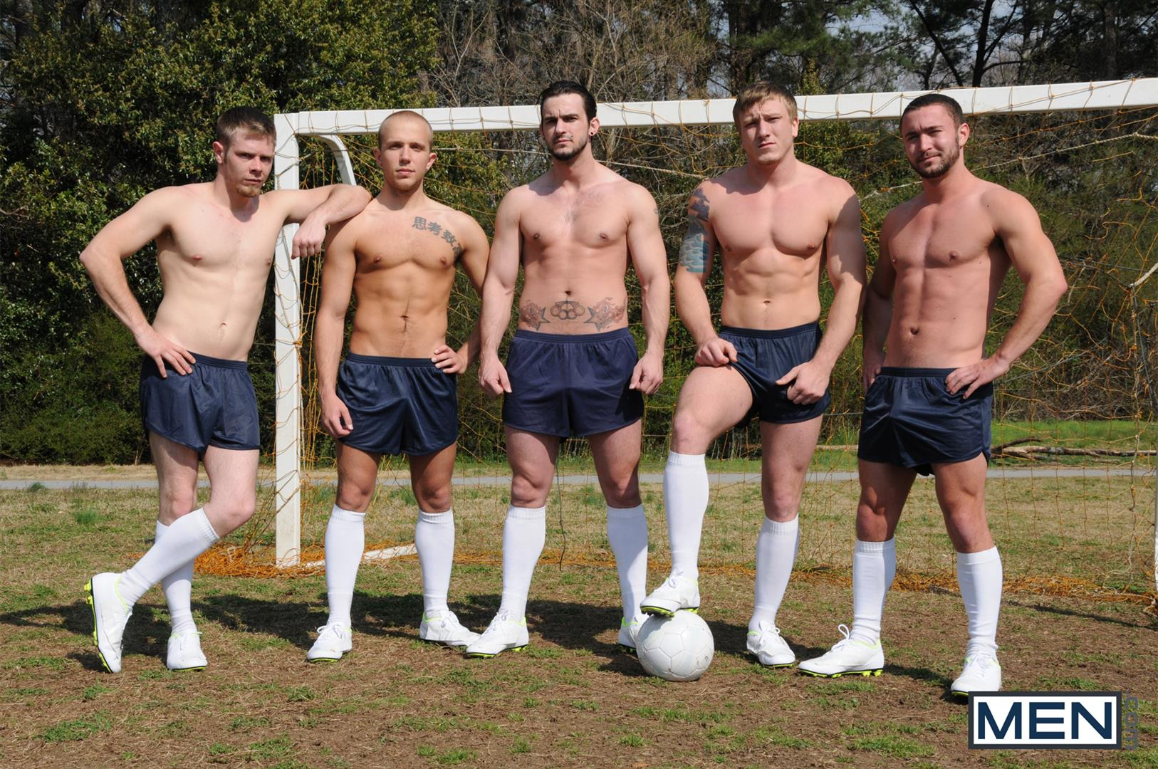 Men-Score-Series-Steve-Stiffer-and-Tom-Faulks-Soccer-Guys-Fucking-Amateur-Gay-Porn-02 It's World Cup Time!  Hunky Soccer Players Fucking After The Game