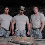 Men Tour of Duty Jaxton Wheeler and Tom Faulk and Topher Di Maggio Army Guys Fucking Amateur Gay Porn 01 150x150 Tom Faulk Getting Fucked by Topher DiMaggio and Jaxton Wheeler