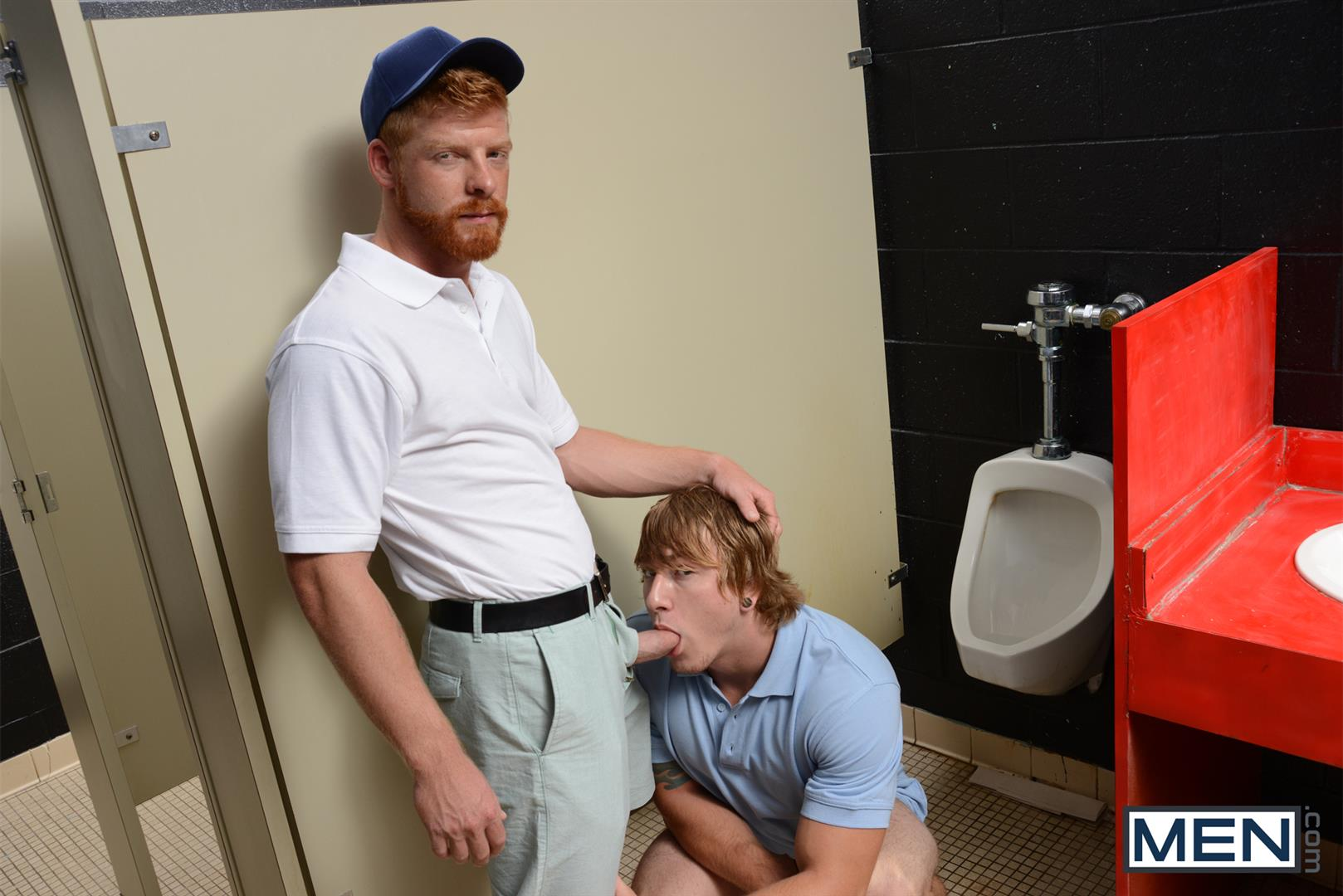 Men Jizz Orgy Swingers Bennett Anthony and Cameron Foster and Colt Rivers and Tom Faulk Fucking Bathroom Amateur Gay Porn 10 Hung Golfing Buddies Fucking In The Bathroom and Clubhouse