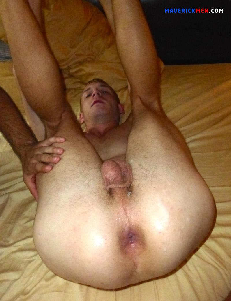 Maverick Men Rex Atheltic Hunk With A Big Uncut Cock Barebacked By Two Muscle Daddies Amateur Gay Porn 4 Maverick Men: Atheltic Hunk With A Big Uncut Cock Getting Barebacked