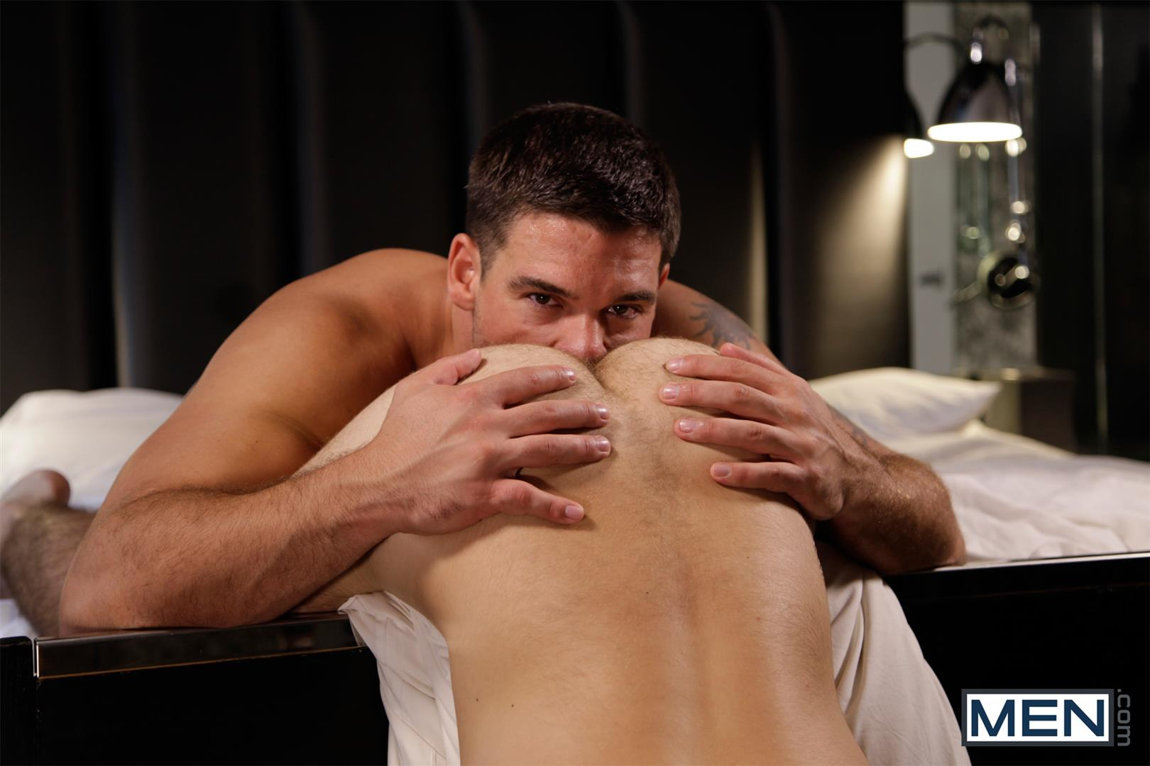 Men Derek Atlas and Jimmy Fanz Hairy Muscle Hunks Big Cocks Fucking Amateur Gay Porn 13 Hairy Muscle Hunk Derek Atlas Bottoms For Big Cock Jimmy Fanz
