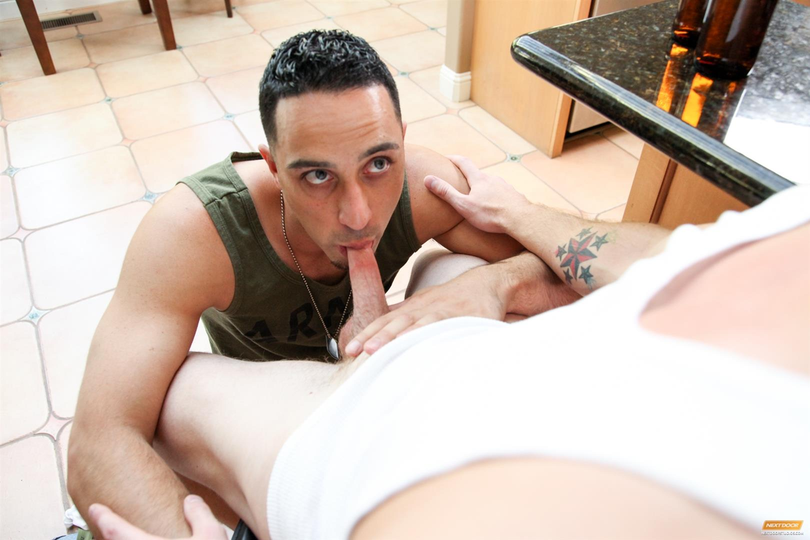 Next Door Buddy Andrew Fitch and Sean Blue Military Army Guy With A Big Cock Fucking Amateur Gay Porn 12 Hung Army Guy Returning From Duty Fucking His Buddy Hard