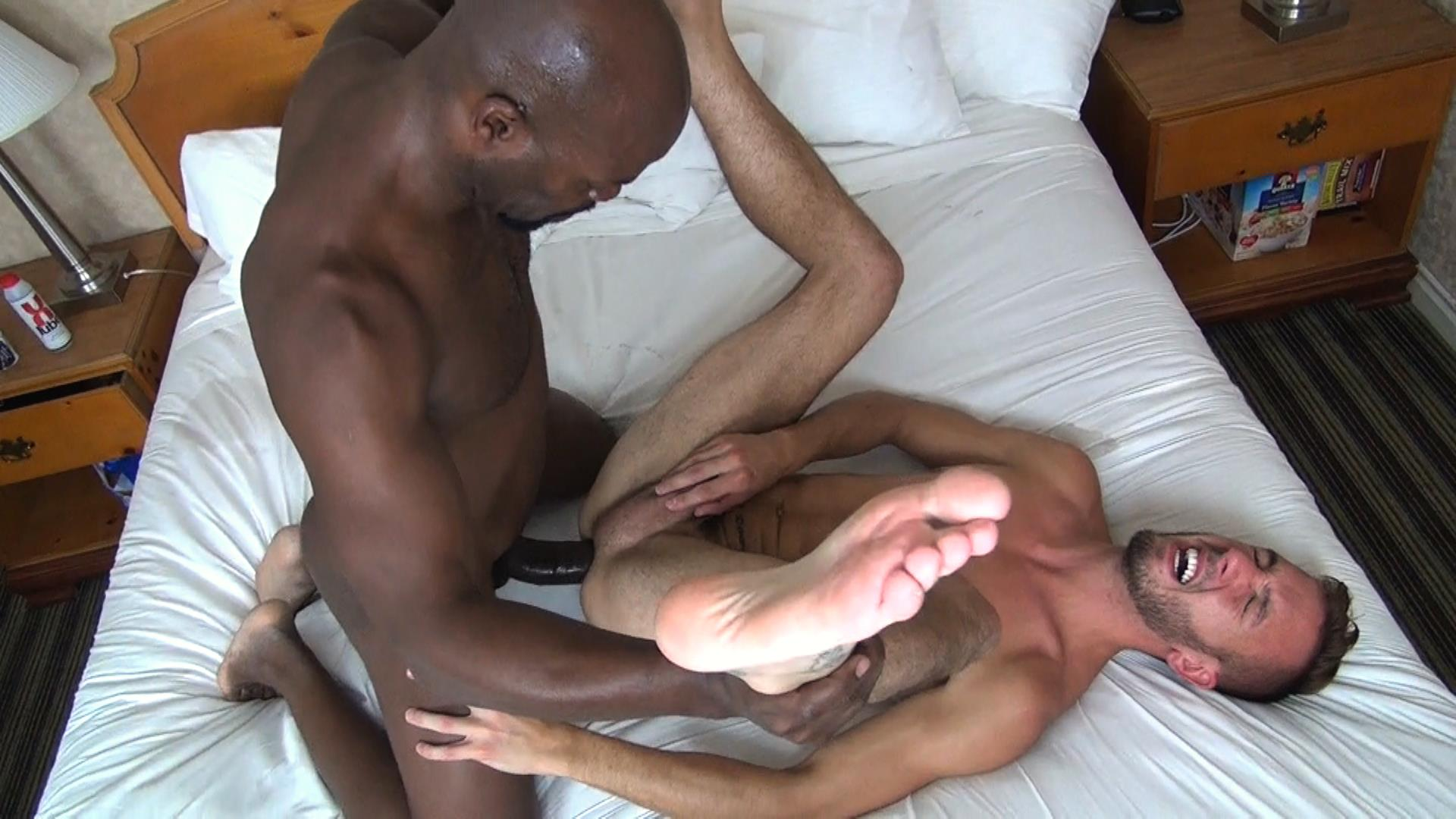 Raw Fuck Club Adam Russo and Cutler X and Dylan Strokes Interracial Bareback Big Black Cock Amateur Gay Porn 5 Interracial Boyfriends Adam Russo and Cutler X Barebacking Dylan Strokes
