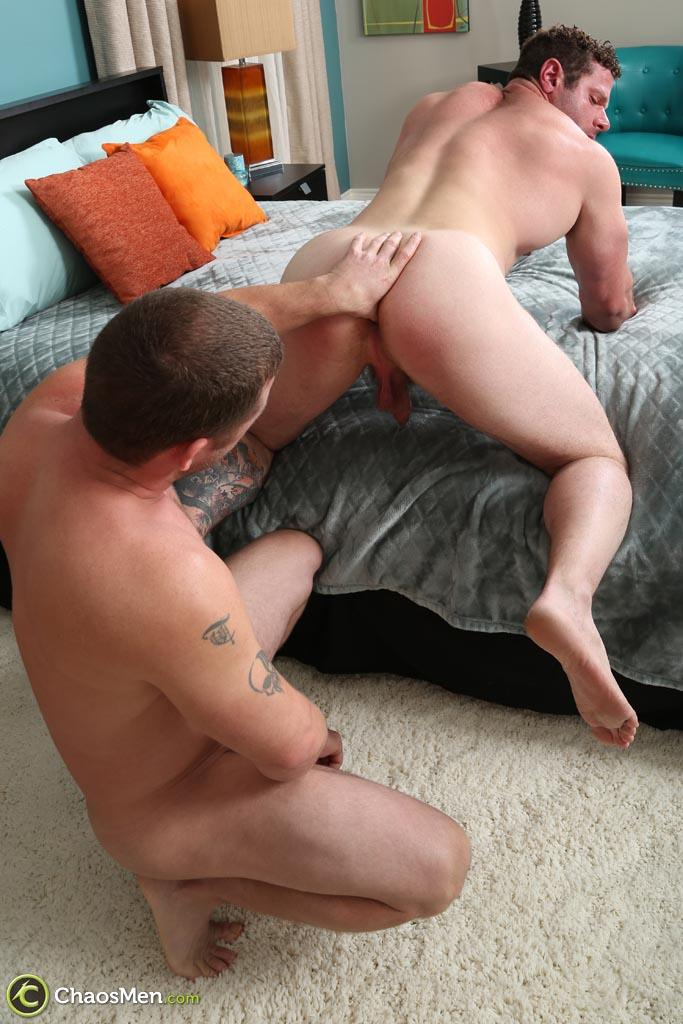 Chaosmen-Ransom-and-Wagner-Straight-Bodybuilder-Getting-Barebacked-Amateur-Gay-Porn-23 Hairy Straight Bodybuilder Gets Barebacked By His Bi Buddy
