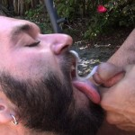 Cum Pig Men Alessio Romero and Ethan Palmer Hairy Muscle Latino Daddy Cocksucking Amateur Gay Porn 19 150x150 Hairy Latino Muscle Daddy Gets A Load Sucked Out And Eaten
