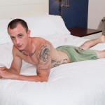 Active-Duty-James-Straight-Army-Guy-Jerking-Off-His-Big-Cock-Amateur-Gay-Porn-06-150x150 Tatted Straight Army Hunk Auditions For Gay Porn and Shoots A Big Load