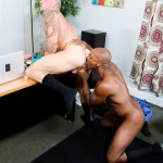 Sean-Duran-and-Osiris-Blade-Extra-Big-Dicks-Black-Cock-Interracial-Amateur-Gay-Porn-10-150x150 White Muscle Hunk Takes A Big Black Cock Up The Ass During A Job Interview