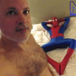 Maverick Men Spiderman With A Big Black Dick Bareback Threesome Amateur Gay Porn 03 150x150 Happy Halloween... Did You Know That Spiderman Has A Big Black Dick?