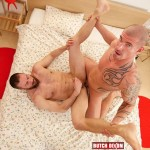 Butch Dixon Erik Lenn and Mike Bourne Masculine Guys Fucking Bareback Amateur Gay Porn 16 150x150 Beefy Masculine Guys Fucking Bareback With A Big Uncut Cock