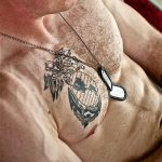 "Straight-Off-Base-Corporal-Know-Naked-US-Marine-Jerking-Off-07-150x150 Ripped Straight Marine Jerking His 8"" Cock"