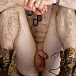 "Straight-Off-Base-Corporal-Know-Naked-US-Marine-Jerking-Off-17-150x150 Ripped Straight Marine Jerking His 8"" Cock"