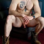 Straight Off Base Corporal Know Naked US Marine Jerking Off 18 150x150 Ripped Straight Marine Jerking His 8 Cock