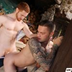 UK-Hot-Jocks-Leander-and-Leon-Teal-Naked-Ginger-With-Big-Cock-24-150x150 Tall Hung Uncut Leander Fucking Leon Teal's Muscular Ass
