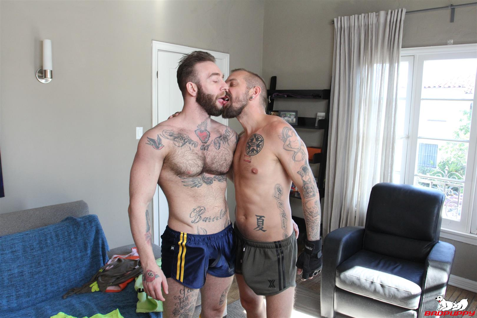 Badpuppy-Manual-Scalco-and-Stephen-Raw-Big-Uncut-Cocks-Fucking-Bareback-02 Getting Bareback Fucked By A Big Thick Uncut Cock