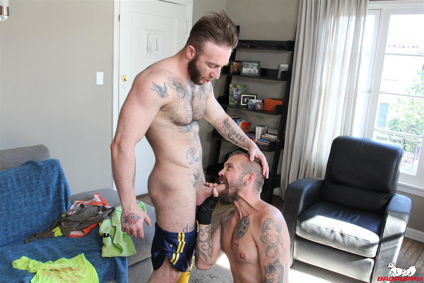 Badpuppy-Manual-Scalco-and-Stephen-Raw-Big-Uncut-Cocks-Fucking-Bareback-03 Getting Bareback Fucked By A Big Thick Uncut Cock